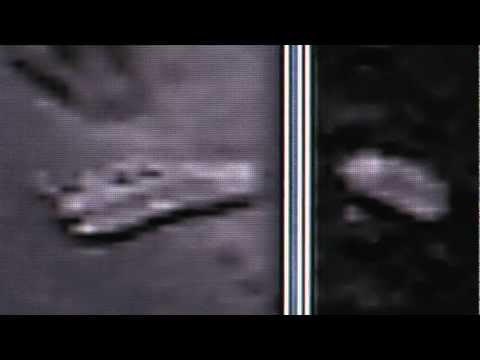 STRANGE OBJECTS IN APOLLO 15 MOON IMAGES