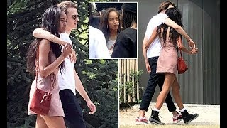 Malia Obama shares a kiss with Rory Farquharson in Paris - 247 news