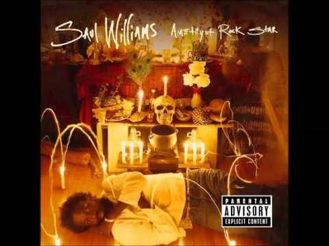Saul Williams- Om Nia Merican
