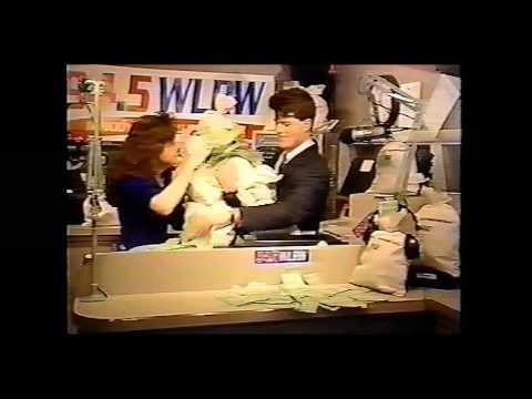 WLRW Morning Crew 1990