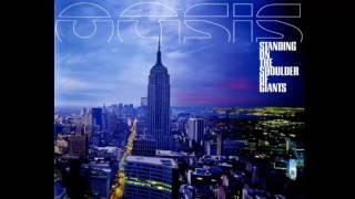 Oasis - Standing On The Shoulder Of Giants - 2000 (FULL ALBUM)