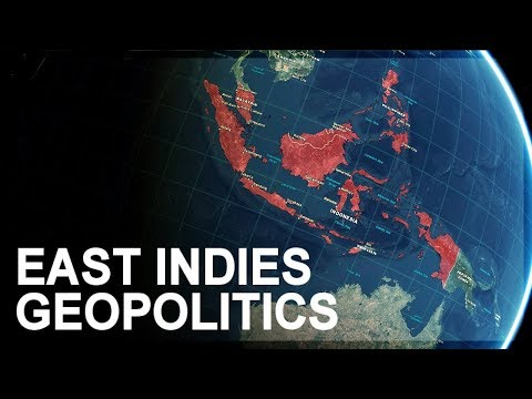 Geopolitics of Southeast Asia, Part 2: Malay Archipelago
