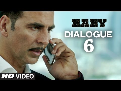 Baby Dialogue - 'Main Conference Mai Hoon'   Akshay Kumar   Releasing on 23rd January 2015