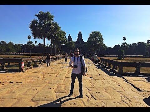 Cambodia trip December 2015