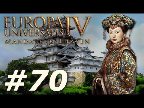Europa Universalis IV: Mandate of Heaven | Japan - Part 70