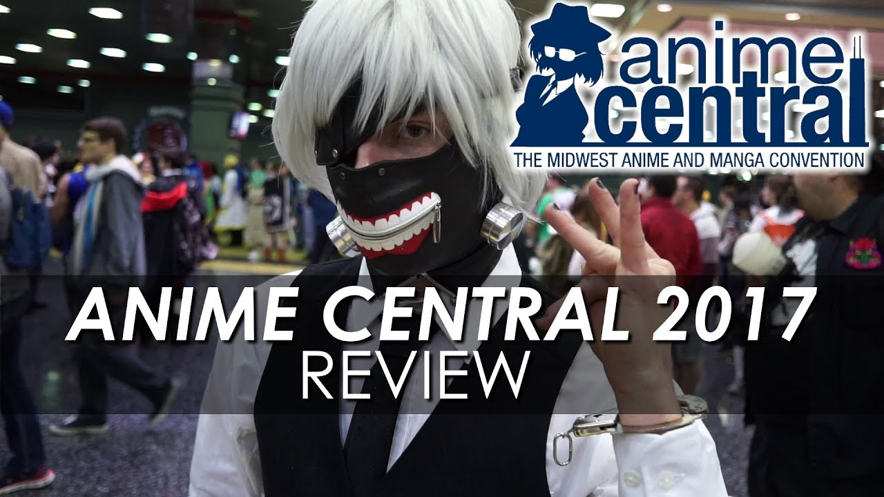 Anime central 2017 review