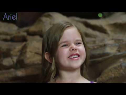 Disney Princess Medley Lyrics ~ Claire Crosby