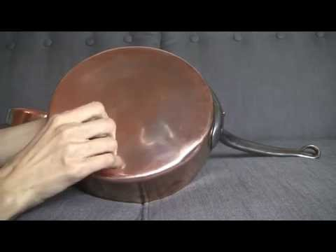 ASMR Re-tinned Copper Pots/Pans