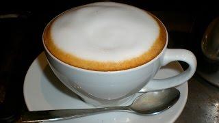 видео кофе с молоком кофе с молоком