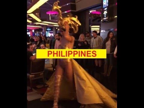 Miss Philippines Rachel Peters' National Costume for Miss Universe 2017