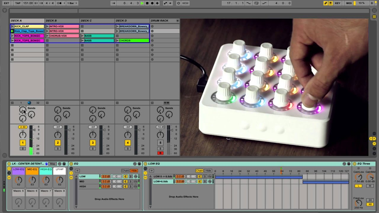 Image Result For Midi Fighter