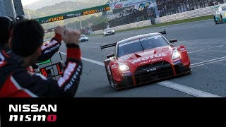 First Victory For Nissan GT R  Super GT 2018 Rd.2Fuji Race Day Digest