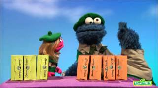Sesame Street: Cookie Monster Helps Prairie Dawn Get Equal