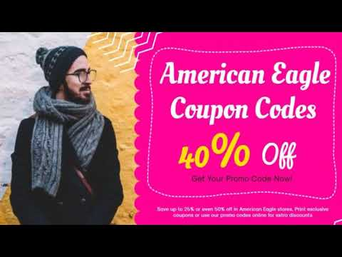 American Eagle Coupon Codes | AE Promo Code