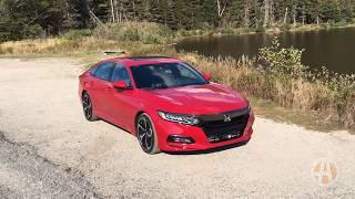 2018 Honda Accord: Little Details