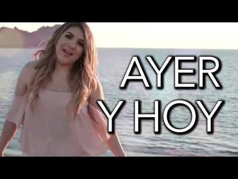 Ayer y Hoy  - Banda El Recodo / Marián Oviedo (cover)