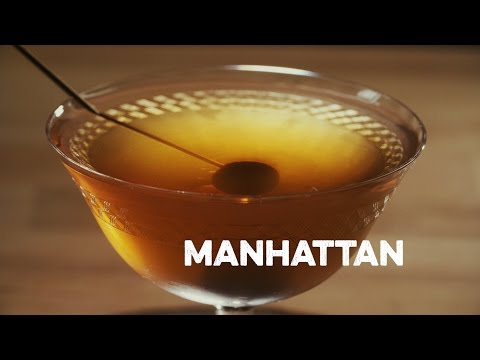 Manhattan | How to Drink