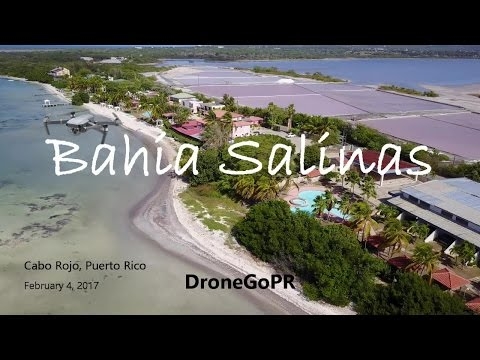 Bahia Salinas, Cabo Rojo, Puerto Rico