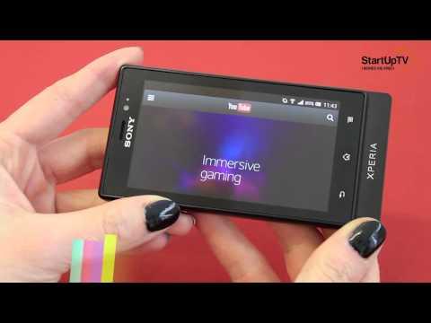 Sony Xperia Sola - test recenzja smartfona Android