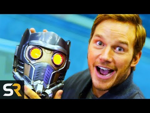 Guardians Of The Galaxy: 10 Secrets From Behind The Scenes