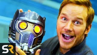 Guardians of the Galaxy: 10 Behind The Scenes Secrets That Totally Change The Movie