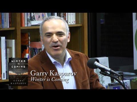 "Garry Kasparov, ""Winter is Coming"""