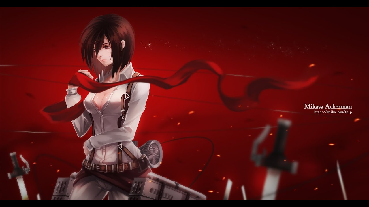 titans red shingeki no -#main