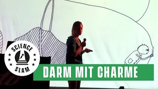 Giulia Enders: Darm mit Charme /Les charmes de l'intestin/Charming Bowels (Science Slam Berlin)