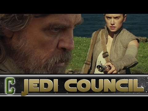 Collider Jedi Council - WIll Episode 8 Pick Up Where Episode 7 Left Off?