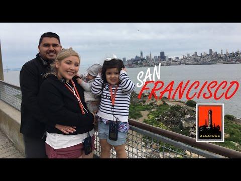 ALCATRAZ ISLAND TOUR | San Francisco Trip ☀️