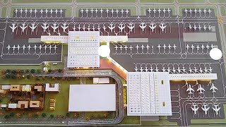 UP Foundation Day celebrations: Jewar airport model a hit with visitors