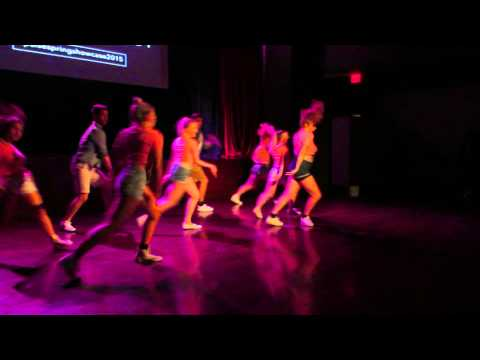 2015S NYU Pulse Dance Project: