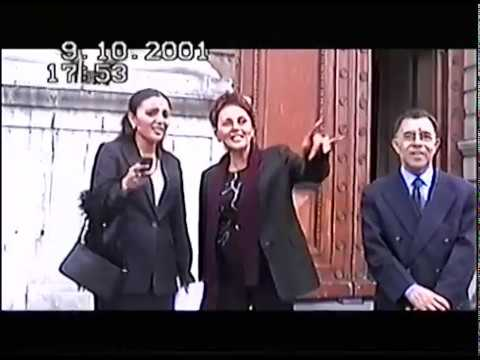 remise de diplome - Hassnaa KETTANI - Paris oct 2001