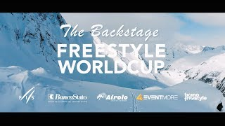 FREESTYLE WORLD CUP AIROLO 2018 (Backstage)