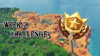 COMPLETING WEEK 2 CHALLENGES