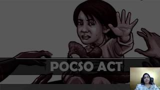 Important provisions of Protection of Children from Sexual Offences (POCSO) Act, Part -1