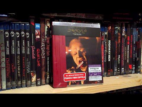 Bram Stoker's Dracula Supreme Cinema Series Blu-ray Unboxing (My Blu-ray Collection Series)
