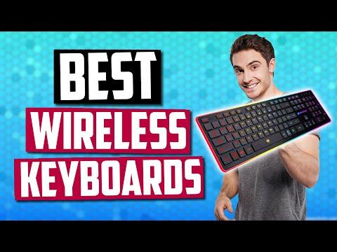Best Wireless Keyboard In 2019   5 USB & Bluetooth Options!