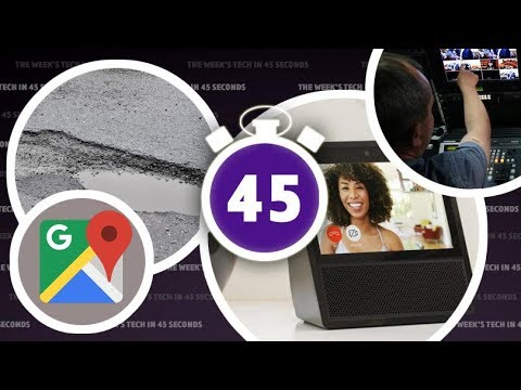 Tech News in 45 seconds | 12.05.17