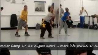 Sisco Gomez (Dance2xs UK) invites for SDA Summer Camp(, 2009-04-26T06:28:53.000Z)