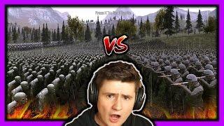 10.000 ZOMBIE VS 5.000 VOJÁKŮ! (Ultimate Epic Battle Simulator)