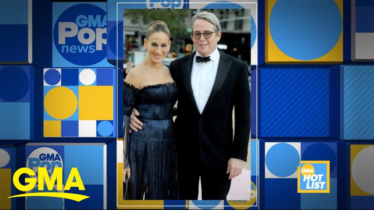 Sarah Jessica Parker and Matthew Broderick's great chemistry, on ...