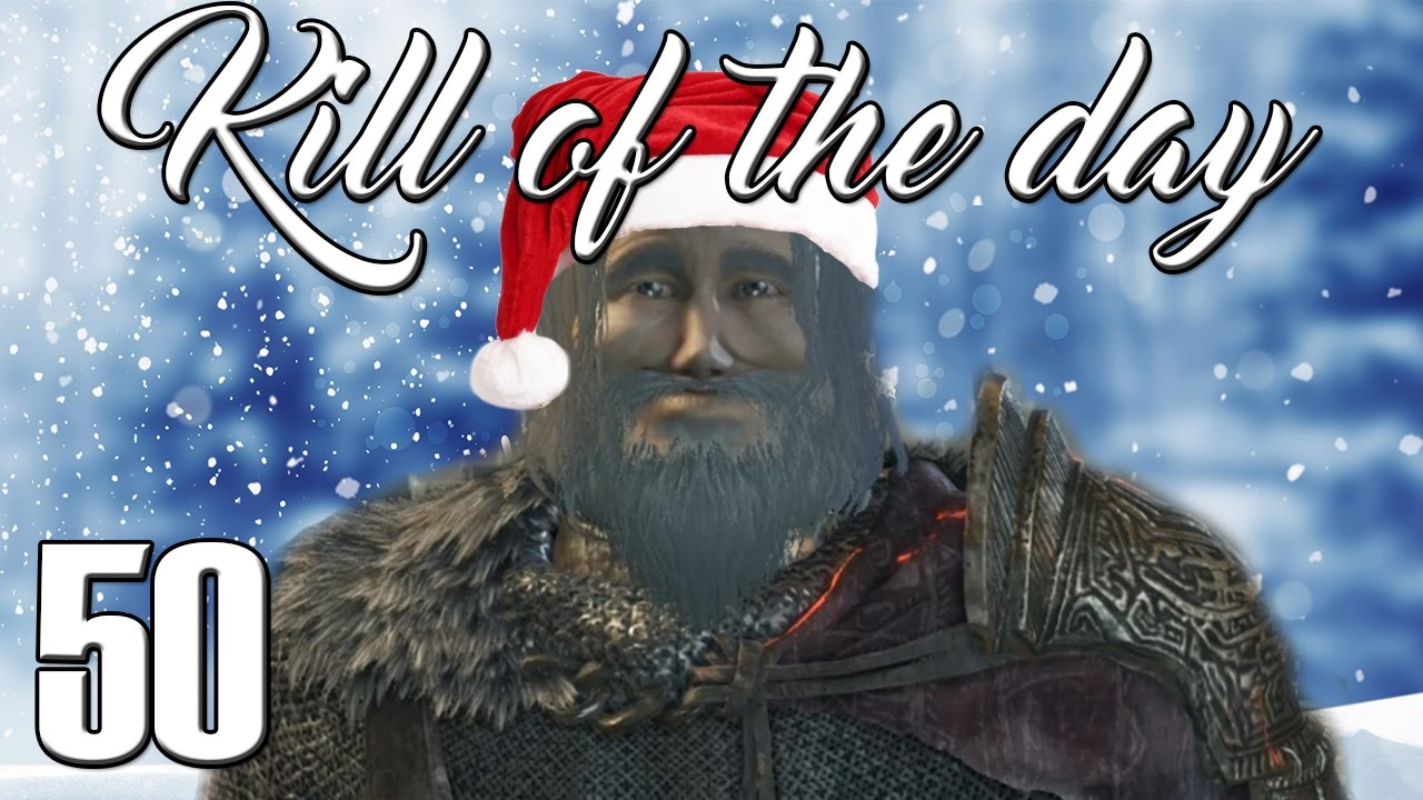 Special Christmas - Kill of the day 50 - Dark Souls 3 - YouTube