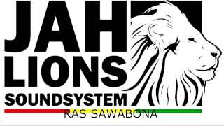 RAS SAWABONA dubplate para JAH LIONS SOUND SYSTEM españa-mexico