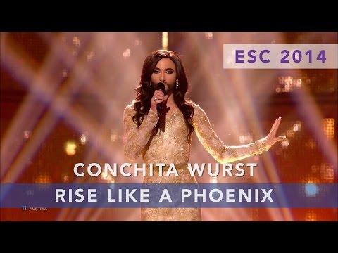 Conchita Wurst - Rise like a Phoenix (Eurovision Song Contest 2014)
