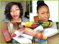 Tons of Product Empties [Collab with HairObsess]