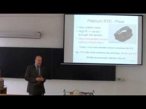 Measurement in Engineering Winter 15/16 - Lecture 03