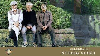 Video The Kingdom of Dreams and Madness - Celebrate Studio Ghibli - Official Trailer download MP3, 3GP, MP4, WEBM, AVI, FLV Juli 2018