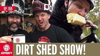 When Does Mountain Biking Become Art? | Dirt Shed Show Ep. 155