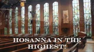 Hosanna In The Highest - St. Andrew´s Ev.-Lutheran Church